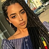Faux Dreadlocks