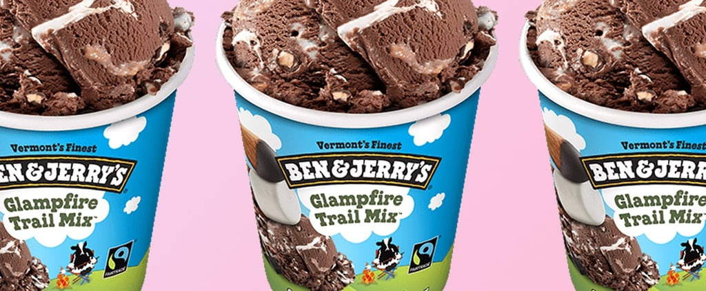 This Target-Exclusive Ben & Jerry's Flavor Is Inspired by Camping (but It's Not Too In-Tents)