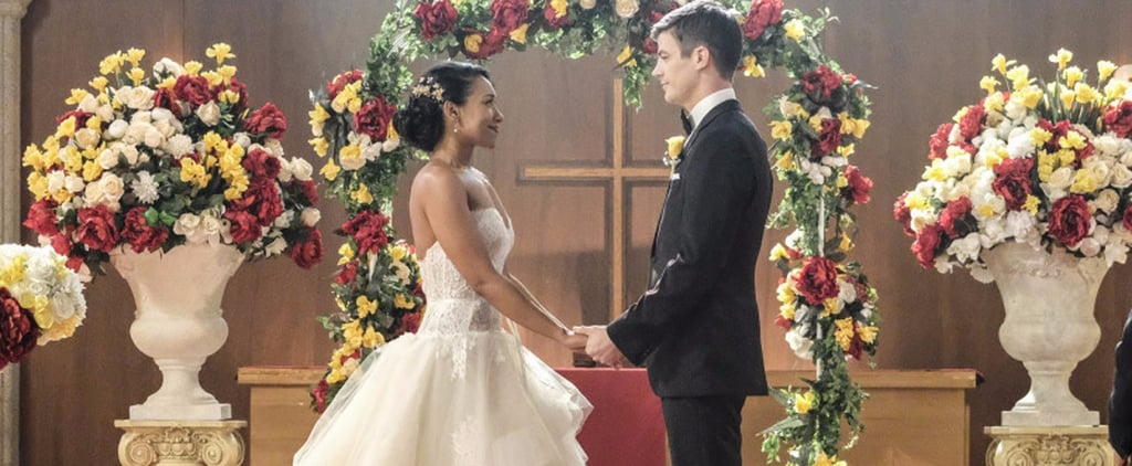 Barry and Iris's Wedding on The Flash Will Get Your Heart Beating Faster