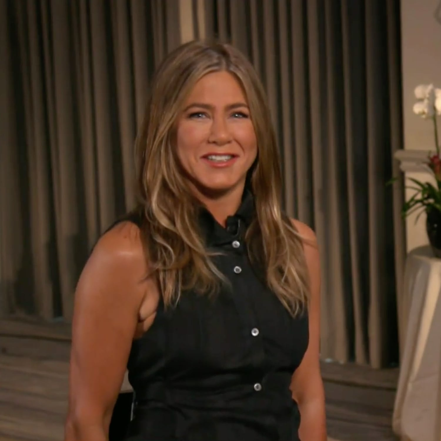 Jennifer Aniston on Rachel and Ross Still Being Together | POPSUGAR Entertainment UK