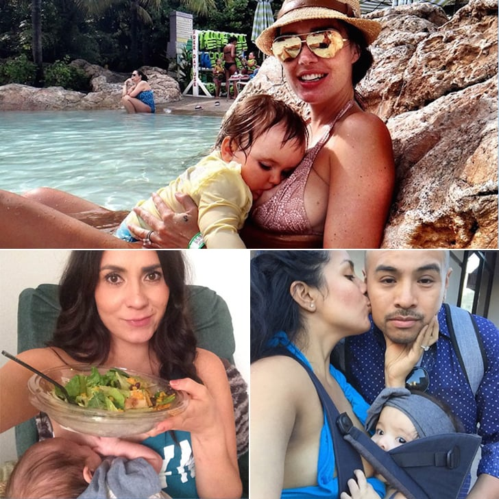 How to Take the Perfect Breastfeeding Selfie