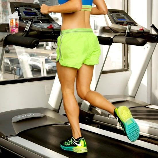 Quick Treadmill Workout