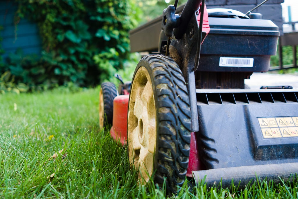 Signs You're a Lawnmower Parent