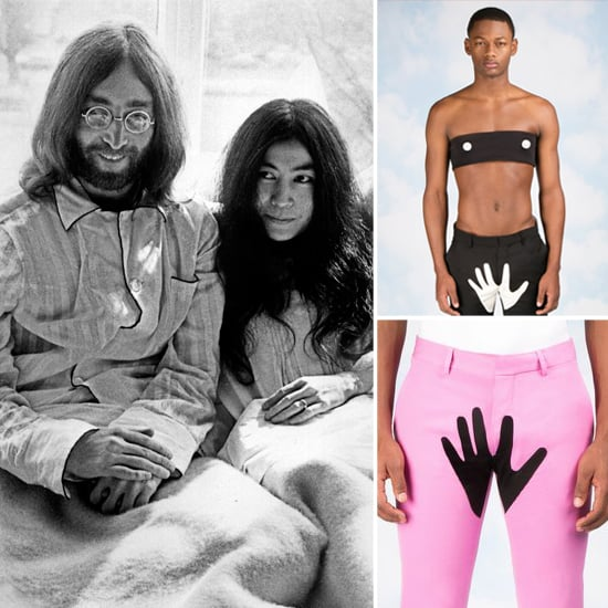 Yoko Ono's Wedding Gift to John Lennon Inspires Peculiar Fashion