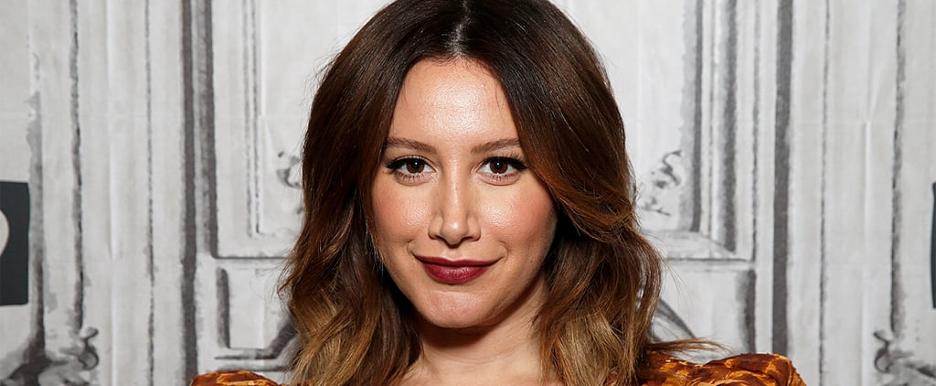 Ashley Tisdale Opened Up About Removing Breast Implants