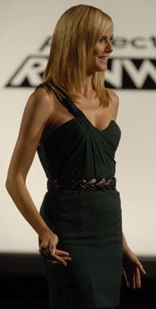Project Runway Style: Heidi Klum