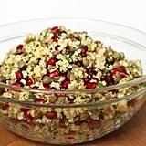 Tuesday: Millet, Lentil, and Pomegranate Salad