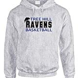 Tree Hill Ravens Basketball Hooded Sweatshirt