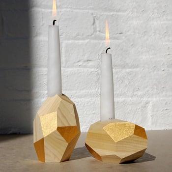 Etsy Find: Jean Pelle Dorit Candleholder