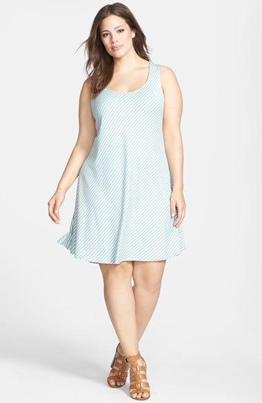 Chalet Plus-Size Tank Dress
