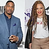 Faith Evans and Stevie J.