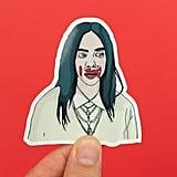 Billie Eilish Sticker