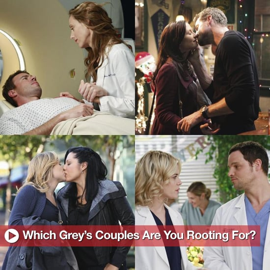 New and Potential Grey's Anatomy Couples