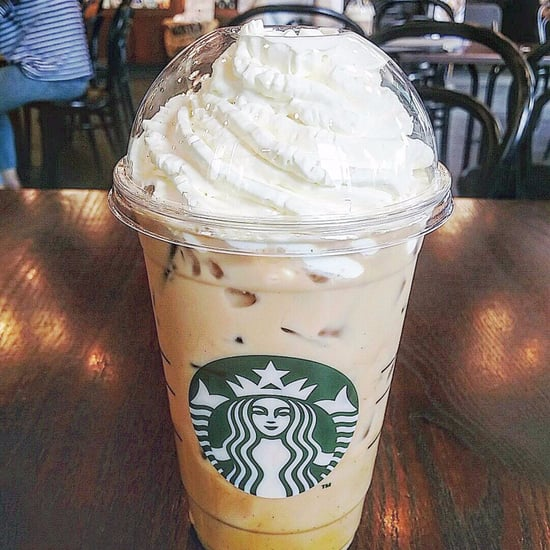 Starbucks Korea Choux Cream Latte