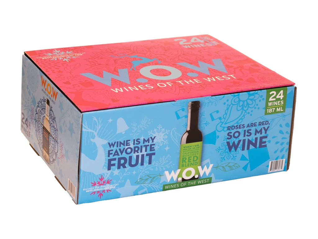 Target Drops New Wines of the West Advent Calendar For 2020