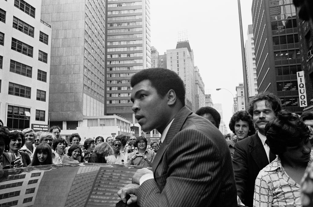 Family Reactions to Muhammad Ali