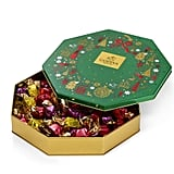 Godiva Holiday Tin Assorted Wrapped Truffles