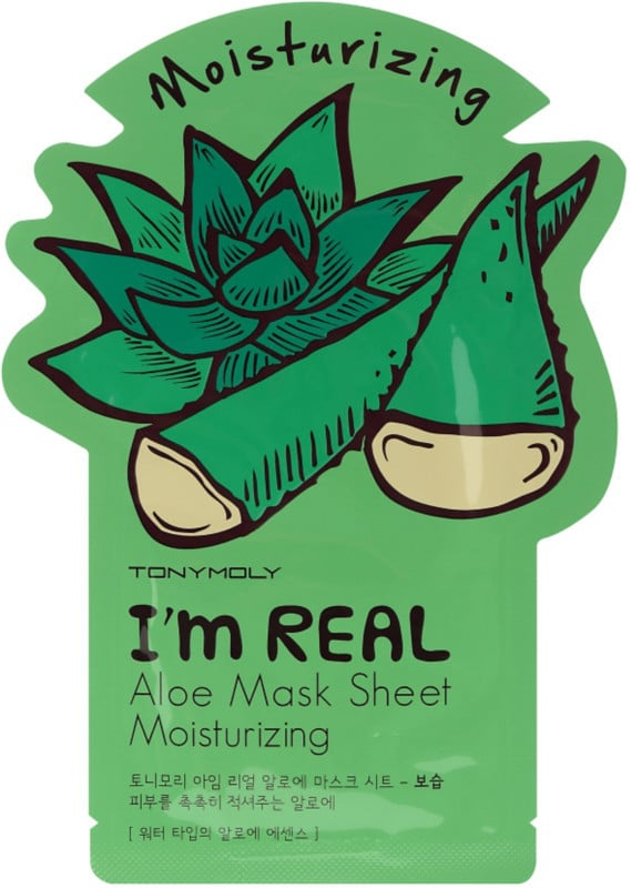 Tony Moly I'm Real Aloe Mask Sheet