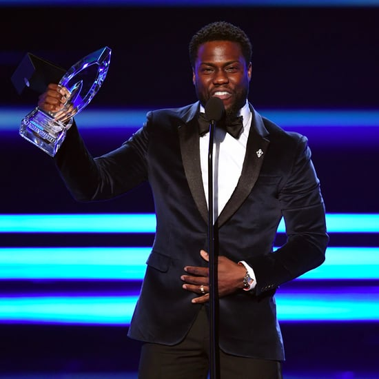 Kevin Hart Speech Video at the 2017 People's Choice Awards