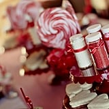 The main decorating essential? Sprinkles! Red, white, and heart-shaped ones.  Source: Jenny Cookies