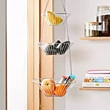 Tully Trio Hanging Kitchen Basket