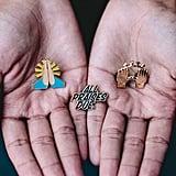Emoji pins ($25)
