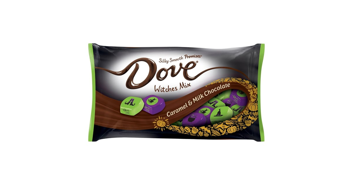 Dove Milk Chocolate Amp Caramel Witches Mix 4 New