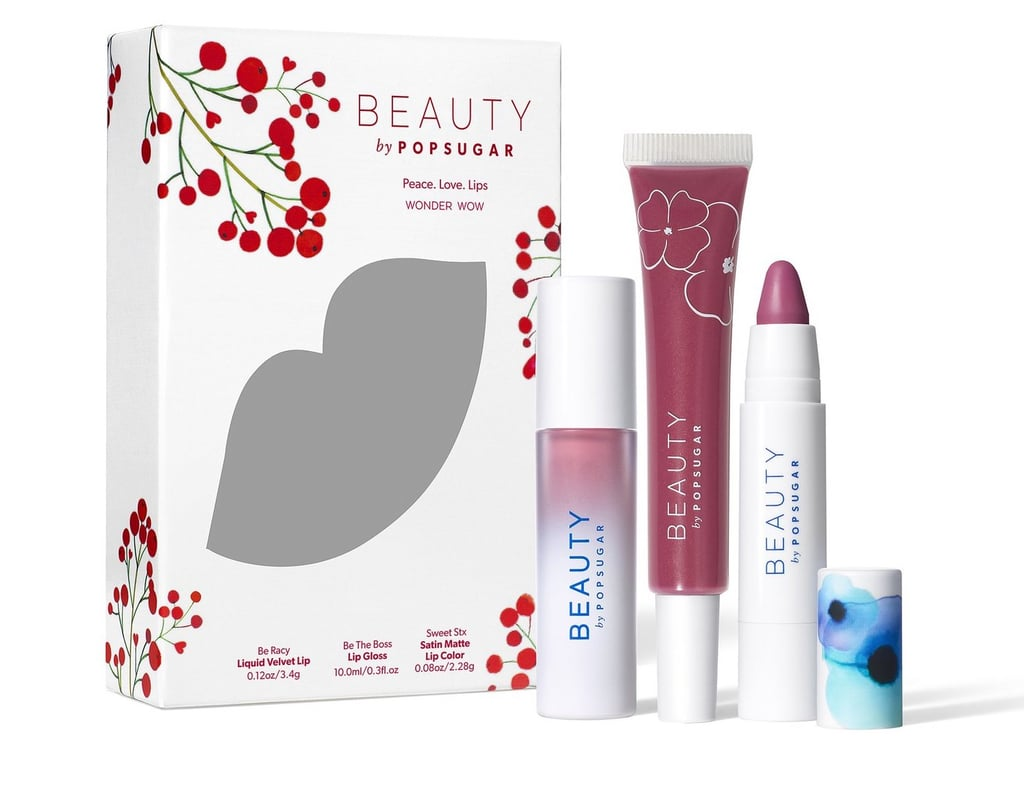 Beauty by POPSUGAR Peace. Love. Lip. Kit in Wonder Wow