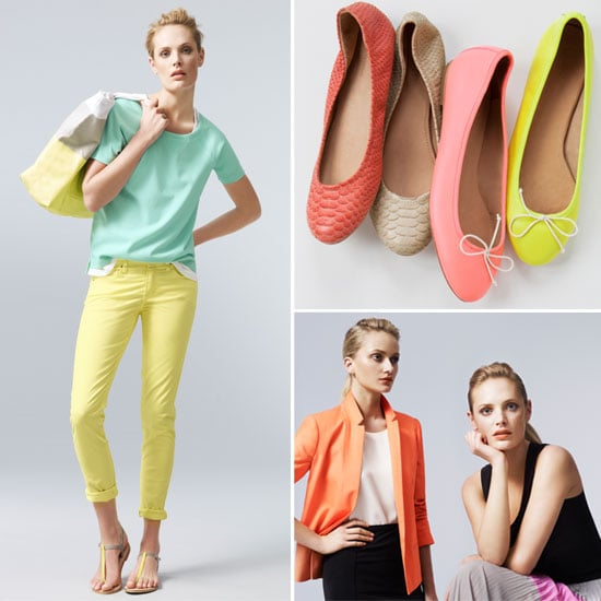 Country Road Spring Summer 2012 Campaign and Look Book: Pastels, Neon, Colour Blocking and more