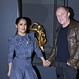 27 PDA-Filled Moments Between Salma Hayek and Her Husband, Francois-Henri Pinault