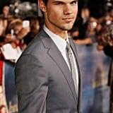 Taylor Lautner — 2012