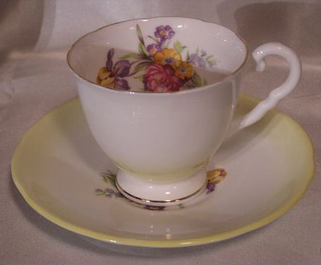 Grandma's Old Tea Cup