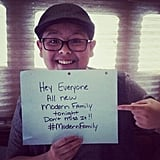 Rico Rodriguez wanted you to watch Modern Family. Source: Instagram user starringrico