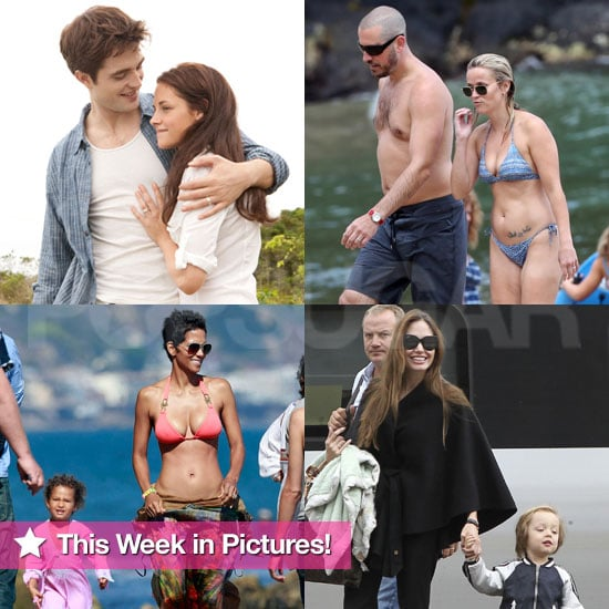 Reese in Hawaii, Breaking Dawn Stills, Halle's Bikini Birthday, and More in This Week in Pictures!