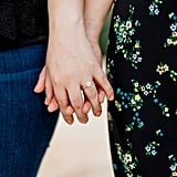LGBTQ+ Couples Share Their Engagement Rings