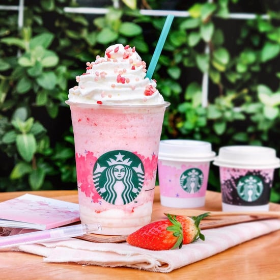 Starbucks Honey Blossom Creme Frappuccino