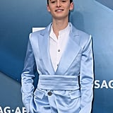 Noah Schnapp at the 2020 SAG Awards
