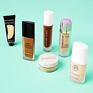 Best Foundations For Each Skin Type