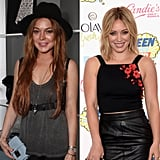 Lindsay Lohan and Hilary Duff Both Dated . . .