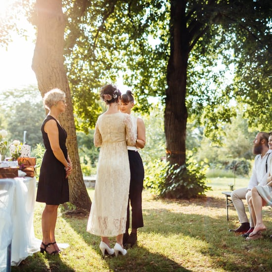 My Backyard Wedding Cost $1,500, and It Was Beautiful