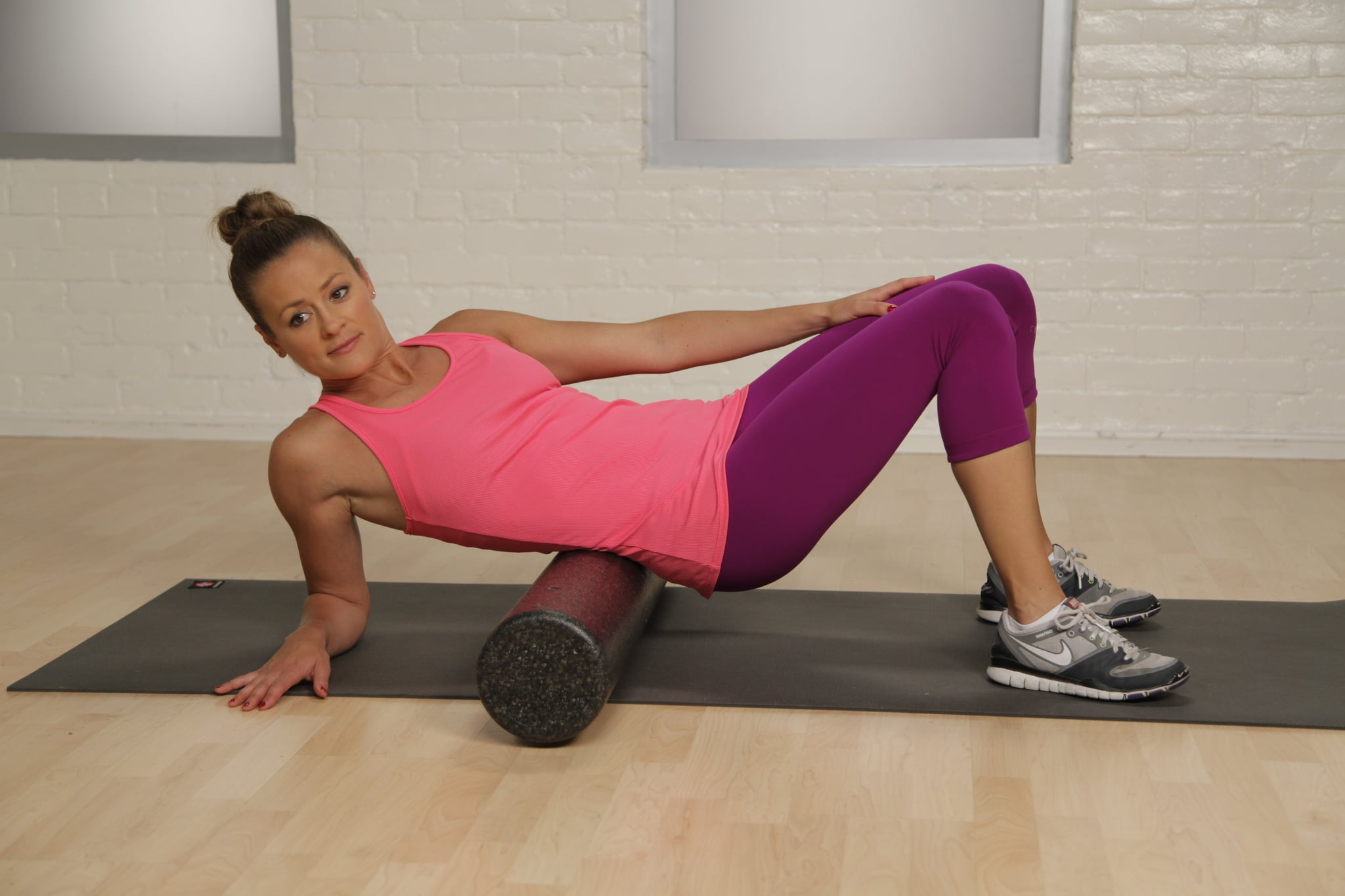 Lower-Back Pain: Back Roll