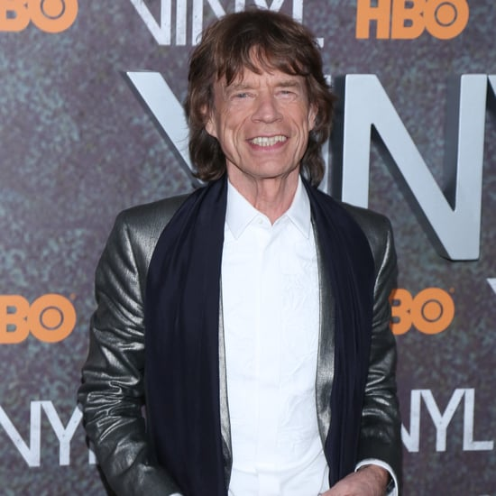 Mick Jagger Welcomes Son December 2016
