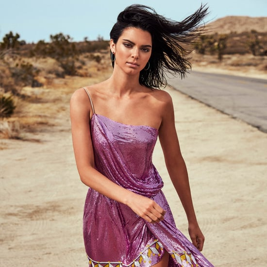 Kendall Jenner Elle Cover June 2018