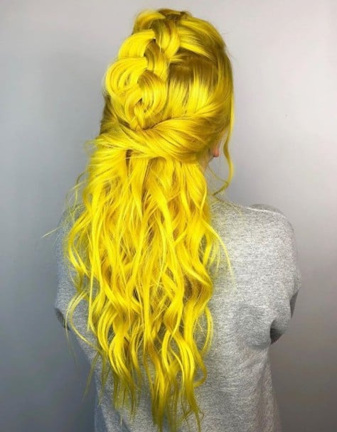 Mac And Cheese Hair Trend Popsugar Beauty