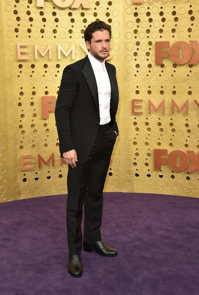 Kit Harington at the 2019 Emmys