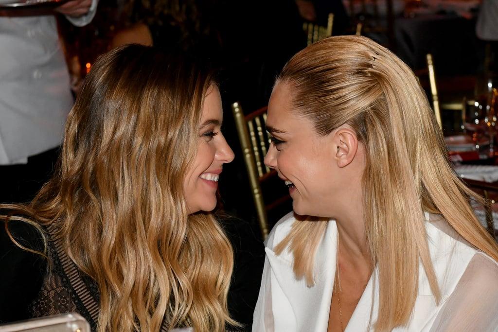 Are Ashley Benson And Cara Delevingne Dating Popsugar Celebrity