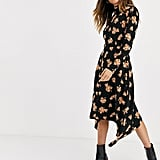 Miss Selfridge Floral Midi Dress