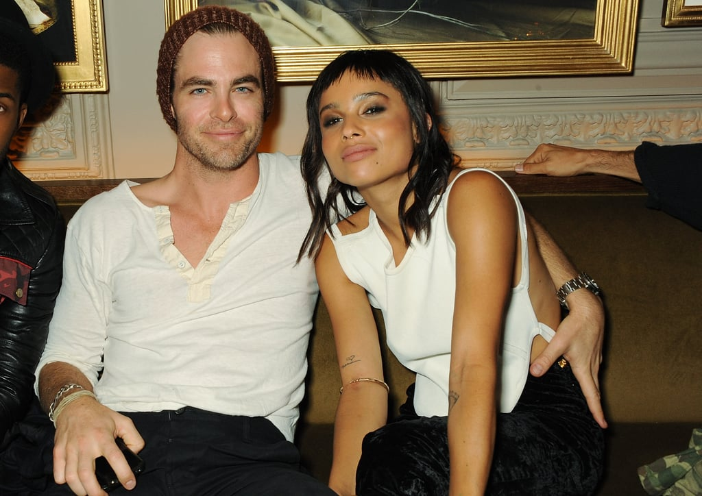 zoe black personals Zoe saldana is helping the love of her life ring in another year  the 39-year-old and perego began dating in 2013 and in july of  because black dollars .