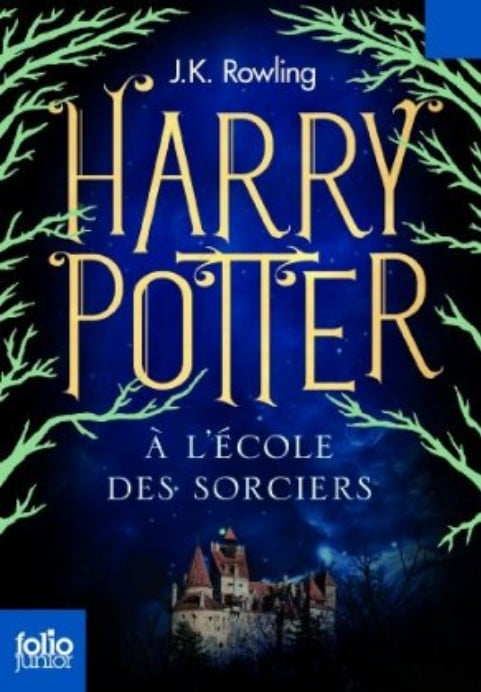 Harry Potter and the Sorcerer's Stone, France