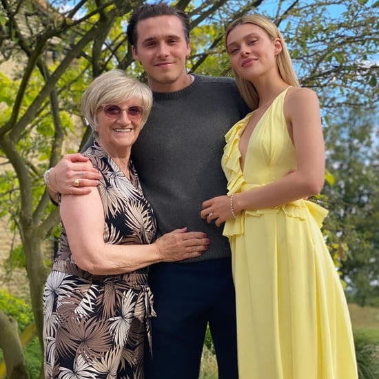 Nicola Peltz's Yellow Engagement Dress by Victoria Beckham